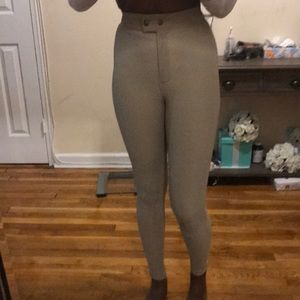 These American apparel riding pants